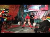 Бабин Владимир становая тяга 370 кг
