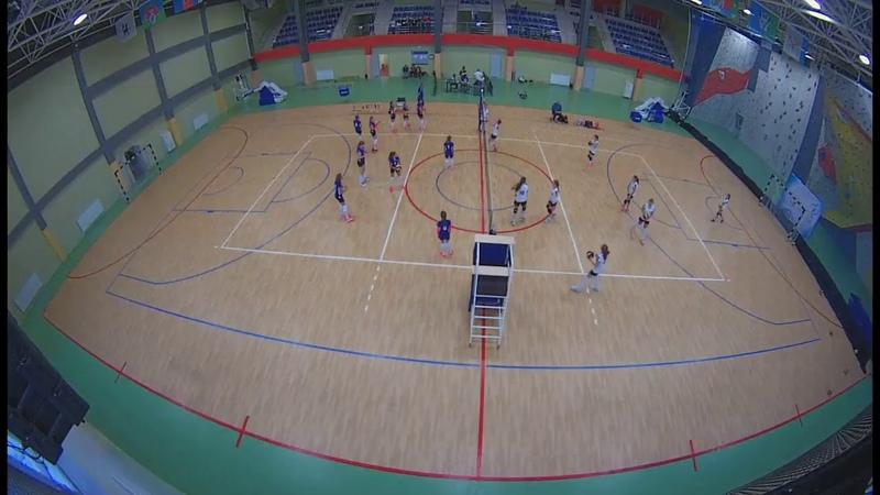 Первенство ЯНАО по волейболу среди девушек 2006 2007 г р