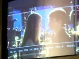 Поцелуй Гарри и Джинни в Гарри Поттере 6