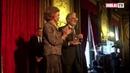 La Reina Sofía de España entregó premio a Plácido Domingo en Nueva York ¡HOLA TV