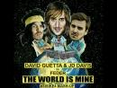 David Guetta JD Davis vs Feder - The World Is Mine SiSiKe4 Mash-Up