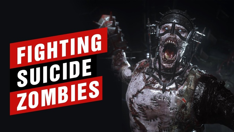 Fighting with suicide zombies | Fear - Store