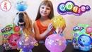 Oonies делаем игрушки из больших шаров как сделать питомца и морского монстра DIY Toys for Kids