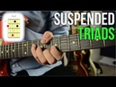Suspended Triads Are Cool