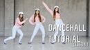 Dancehall Tutorials | Lesson 1 - Bogle, Willie bounce, World Dance