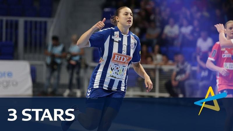 3 stars | Round 6 | Women's EHF Champions League 2018/19