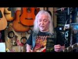 Ренад Тимирбаев. Видеоприглашение на уроки игры на гитаре (электрогитаре).