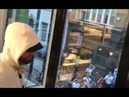 Eminem's surprise appearance at Rag Bone store in London