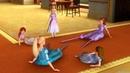 Barbie in The 12 Dancing Princesses - King Randolphs indisciplined daughters
