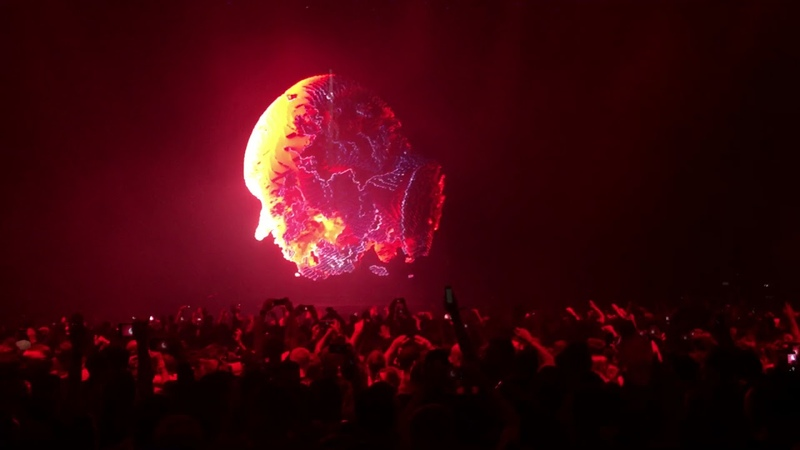 Eric Prydz Presents HOLO Live (Full Set) @ Creamfields 2018 (August 26, 2018) (United Kingdom)