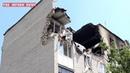 Донецк 12 июля Последствия артобстрела Донецка украинскими силовиками АТО 12 07 2014