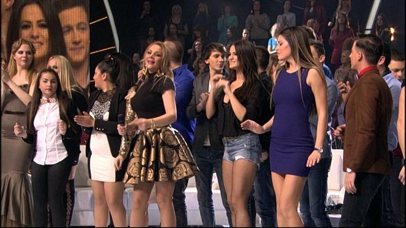 Jelena, Biljana i Milica - Splet pesama - (LIVE) - Zvezde Granda specijal - (Tv Prva 01.02.2015)