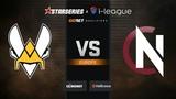 Vitality vs NoChance, map 1 Dust2, StarSeries &amp i-League S7 GG.Bet EU Qualifier