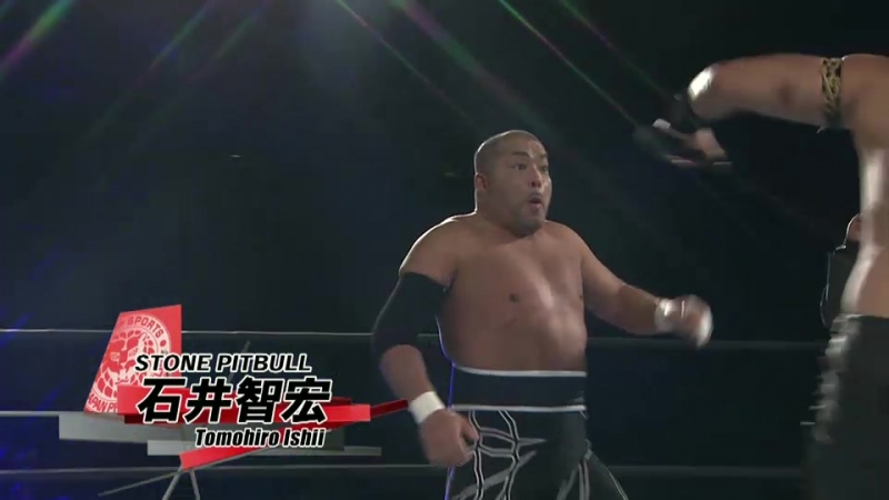 Томохиро Ишии и Тору Яно vs. Такаши Иизука и Таичи