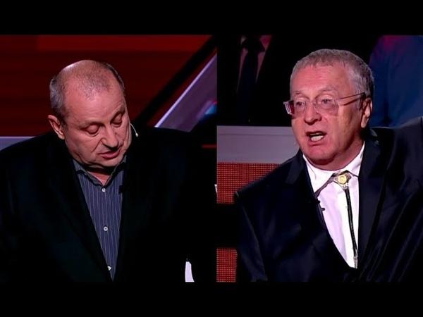 Большой АНАЛИЗ трагедии с Ил-20 Яков Кедми (спецслужбы Израиля) и Владимир Жириновский