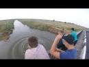 На хуторском мосту