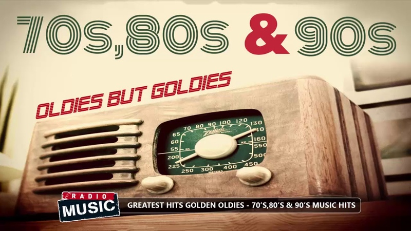 Top 100 Greatest Hits Golden Oldies 70's 80's 90's - Best Songs Of The 70s 80s 90s