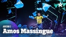 La danza di Amos per il Mozambico