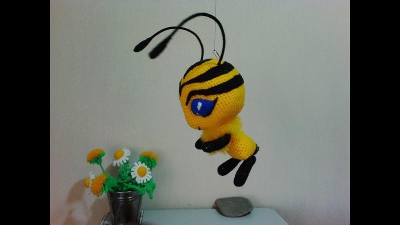 Квами Пчела из Леди Баг и Супер Кот, ч.3. Kwami Bee from Lady Bug and Super Cat, р.3.