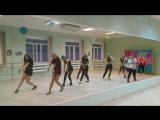Танцевальная студия Энтрада | K-pop | Открытый урок 28.08.18 (2)