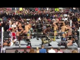 Battle Royal - WrestleMania 31. 2015