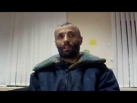 Захваченый силами ООС дагестанский наёмник т.н. ДНР дает показания