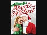 Miracle on 34th Street (1947) Black and White Edmund Gwenn, Maureen O'Hara, John Payne