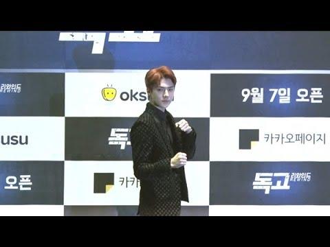 """[영상] 엑소(EXO) 세훈 """"액션연기 팀에서 춤 담당, 몸 쓰는 것 자신"""" (독고 리와인드)"""