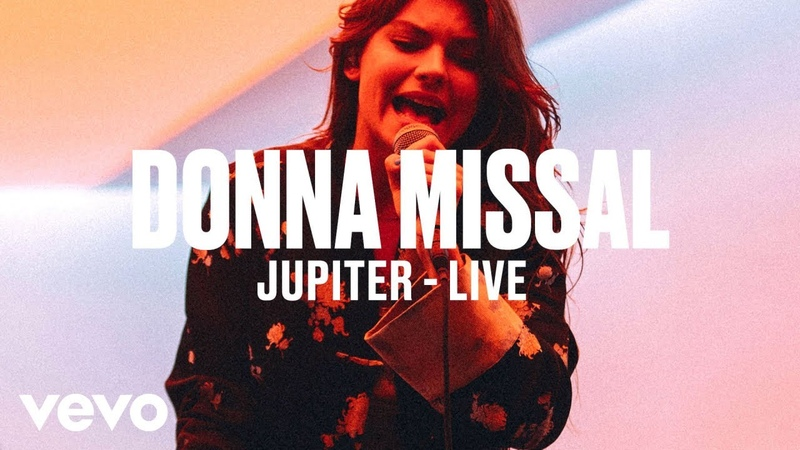 Donna Missal - Jupiter (Live)   Vevo DSCVR