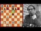 Rejected Mikhail Tal's Knight Sacrifices And Lost Quickly
