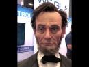 Реалистичный аниматронный Авраам Линкольн