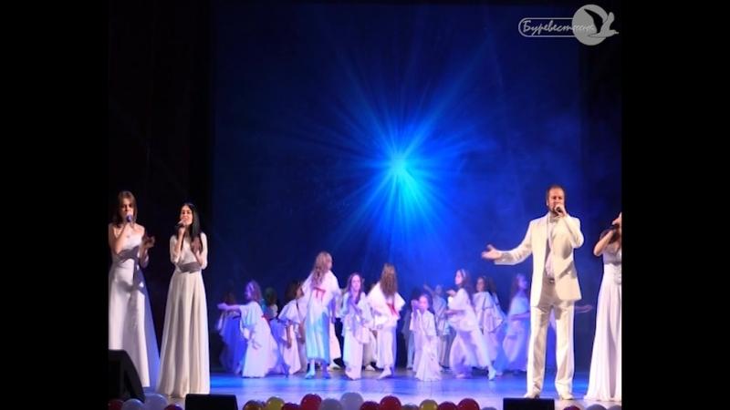 Празднование 100 летия социальной службы в ДК им Чапаева эфир 12 06 2018