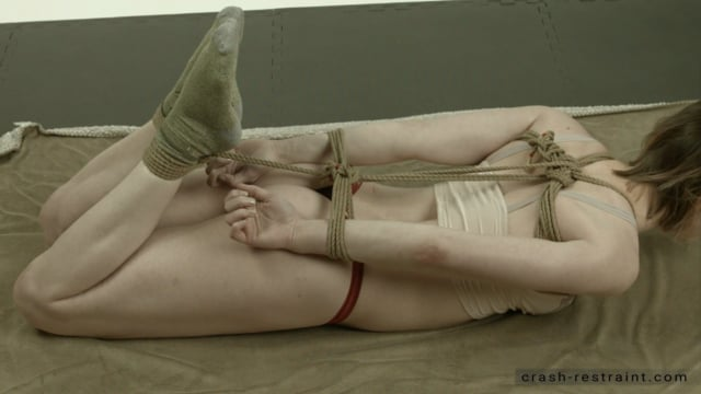 Ankles to Chest to Forearms Hogtie