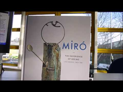 MIRÓ The Experience of Seeing, Late Works 1963-1981