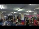 Бокс в школе СТАРТ клуба ПОЛЕТ города Калуга
