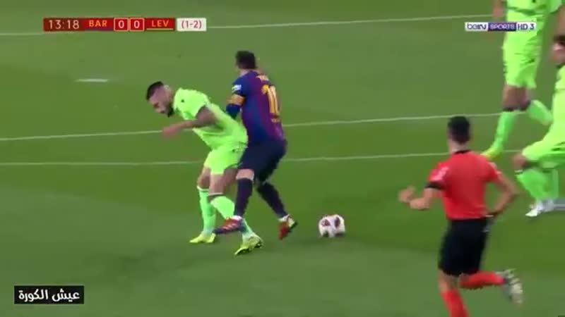 Барселона - Левантие 3-0 Обзор матча 17 января 2019