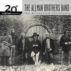 The Allman Brothers Band альбом 20th Century Masters: The Millennium Collection: The Best Of The Allman Brothers