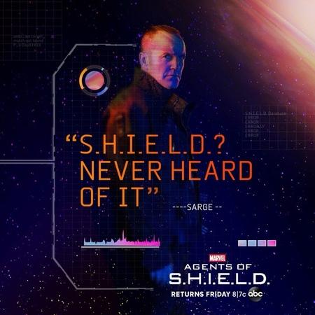 "Agents of S.H.I.E.L.D. on Instagram: ""That's not Coulson anymore. AgentsofSHIELD @clarkgregg"""