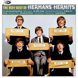 Herman's Hermits альбом The Very Best Of Herman's Hermits