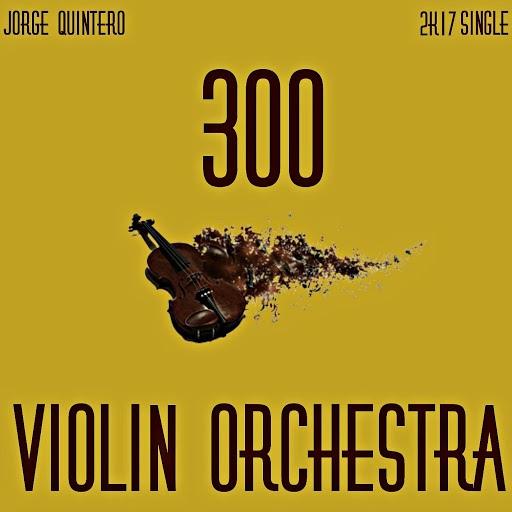 Jorge Quintero альбом 300 Violin Orchestra (Instrumental)