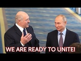 BREAKING! Lukashenko To Putin Belarus Is Ready to Unite With Russia If Our People Are Ready For it!