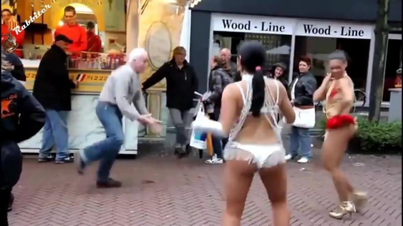 Танцуем Боба - Боба - Гога _ Ремикс. Прикольные танцы и танцоры. ( 720 X 1280 ).mp4