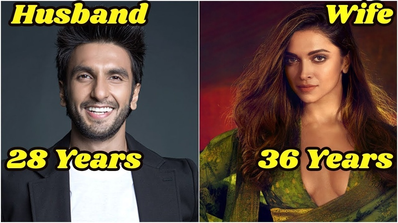 Age Difference Between Bollywood Couples