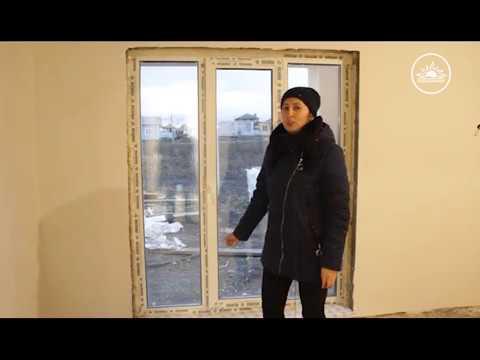 Видео обзор, современного, 3D панельного дома, с плоской крышей, ergoHAUS