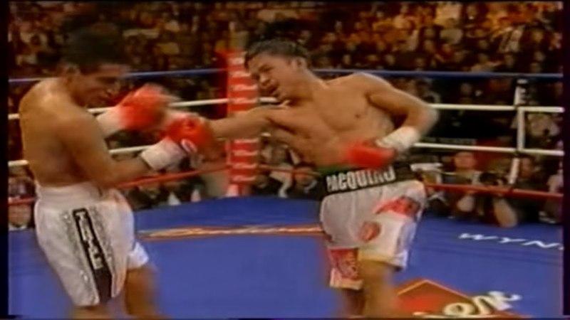Manny Pacquiao-Erik Morales-2(Вл. Гендлин ст.) Мэнни Пакьяо-Эрик Моралес 2
