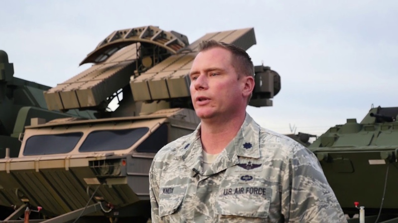 US Military uses Russian-styled air defense systems during South Strike 19 exercise