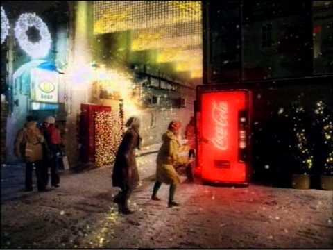 Praznici Nam Stizu - Coca Cola Reklama 2008 TVRip (Srpska verzija)