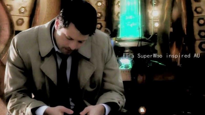 ○ The Twelfth Doctor {SuperWho   AU}