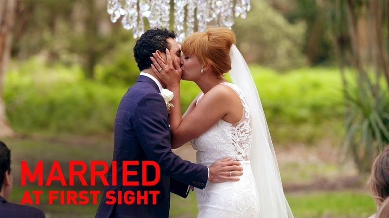 Cam and Jules' wedding and reception   MAFS 2019