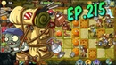 Plants vs. Zombies 2 || New Imp Porter Zombie - Lost City Day 17 (Ep.215)
